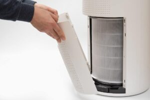 How to Clean an Air Purifier Filter: A Detailed Guide